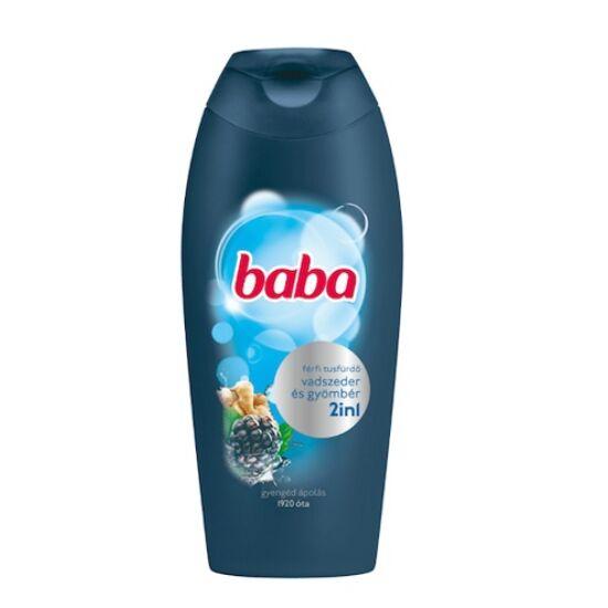 Baba Vadszeder és Gyömbér Tusfürdő 400 ml