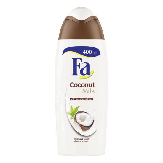 Fa Coconut Milk Tusfürdő 400 ml