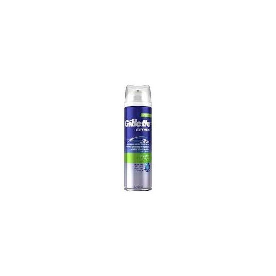 Gillette Series Sensitive Borotvagél 200 ml