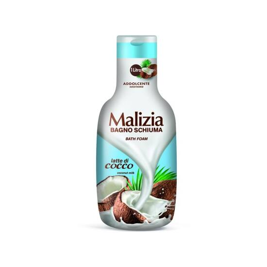 Malizia Habfürdő Coconut Milk 1000 ml