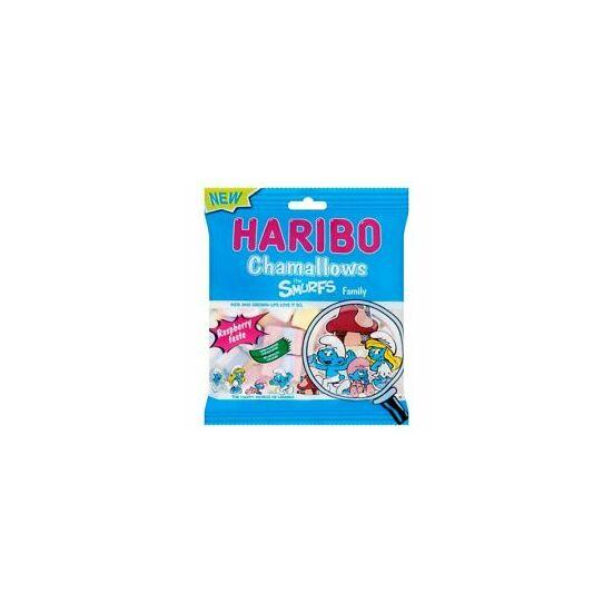 Haribo Chamallows The Smurfs Family 175 g