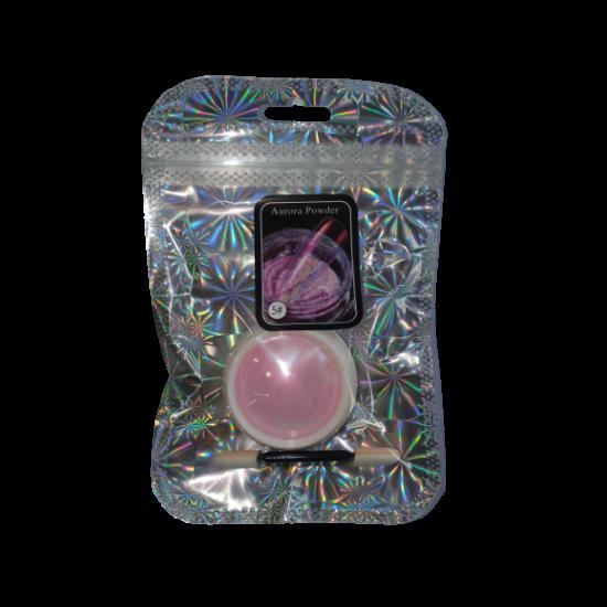 Körömdíszítő Shellő Chrome Powder