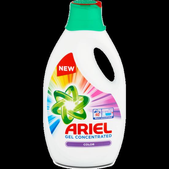 Ariel Gel Concentrated Color Mosógél 2,2 l 40 mosás