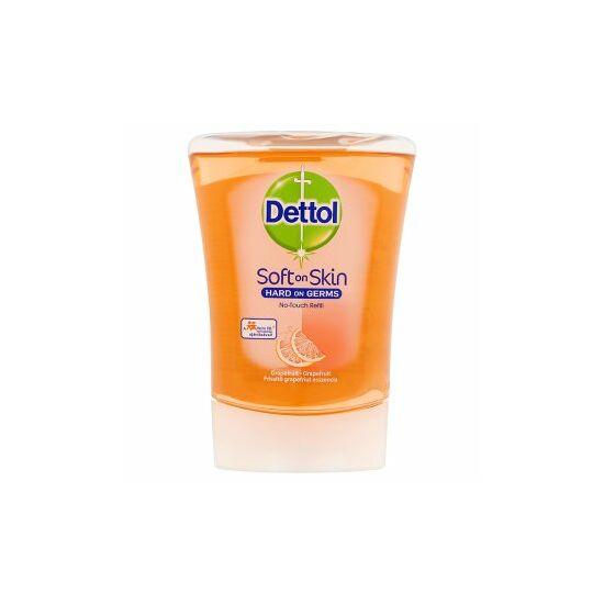 Dettol Frissítő Grapefruit Esszencia Érintés Nélküli Kézmosó Készülékhez Utántöltő 250 ml