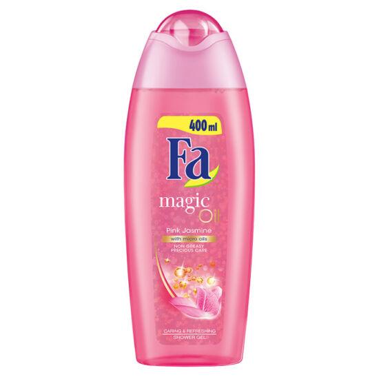 Fa Magic Oil Tusfürdő Pink Jasmine Scent 400 ml