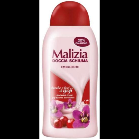 Malizia Tusfürdő Goji & Viola 300 ml