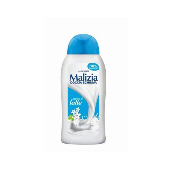 Malizia Tusfürdő Milk Cream 300 ml