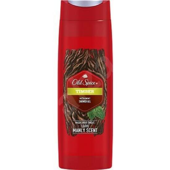 Old Spice Timber Tusfürdő 400 ml