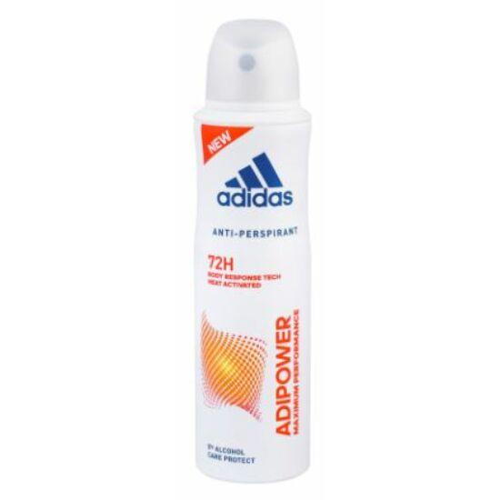 Adidas Adipower Maximum 0% Alcohol Women Spray 150 ml