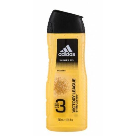 Adidas Victory League Stimulating 3in1 Tusfürdő Gél 400 ml