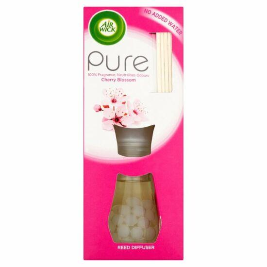 Air Wick Pure Cherry Blossom Pálcikás Légfrissítő Folyadék 30 ml