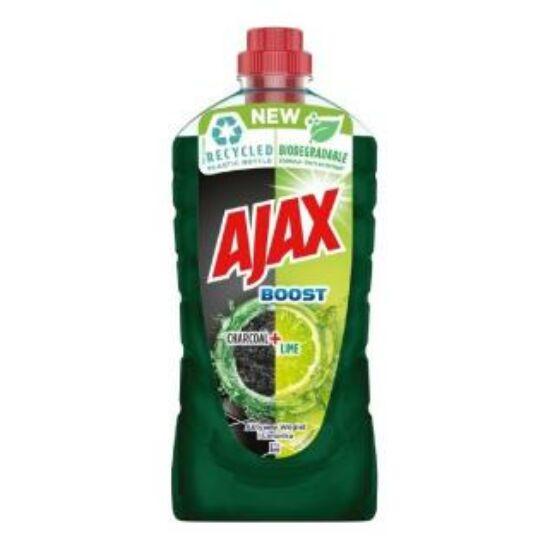 Ajax Boost Charcoal + Lime Általános Tisztítószer 1000 ml