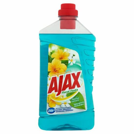 Ajax Floral Fiesta Lagoon Flower Általános Tisztítószer 1000 ml