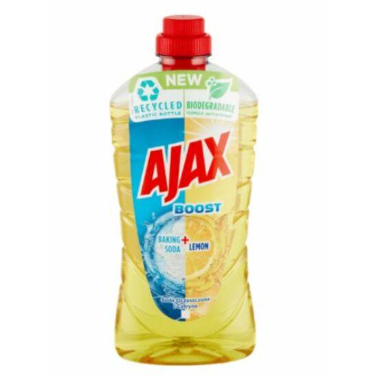 Ajax Baking Soda + Lemon Boost Általános Tisztítószer 1000 ml