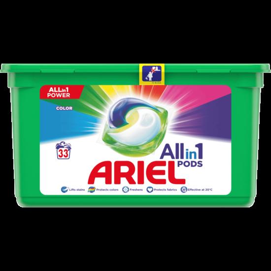 Ariel Color Mosókapszula 33 db
