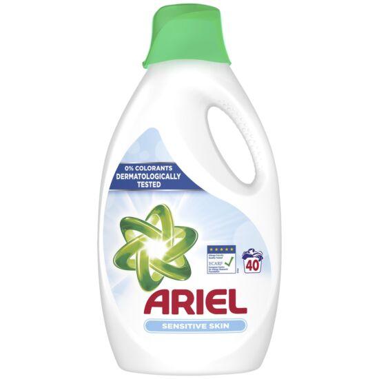Ariel Sensitive Skin Folyékony Mosószer 40 mosás 2,2 l