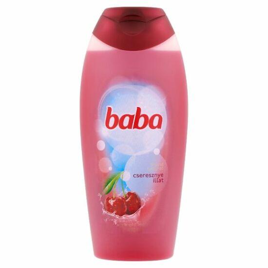 Baba Cseresznye Tusfürdő 400 ml