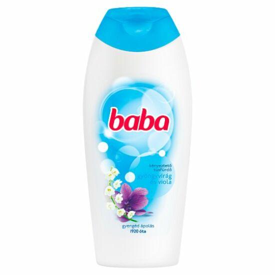 Baba Gyöngyvirág és Viola Tusfürdő 400 ml
