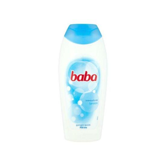 Baba Lanolin Tusfürdő 400 ml