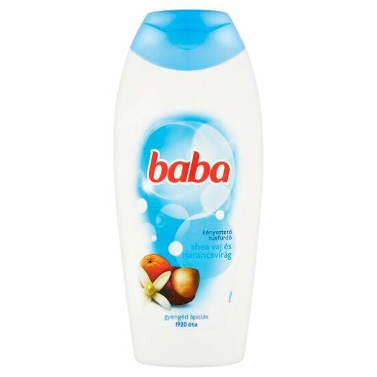 Baba Shea Vaj és Narancsvirág Tusfürdő 400 ml