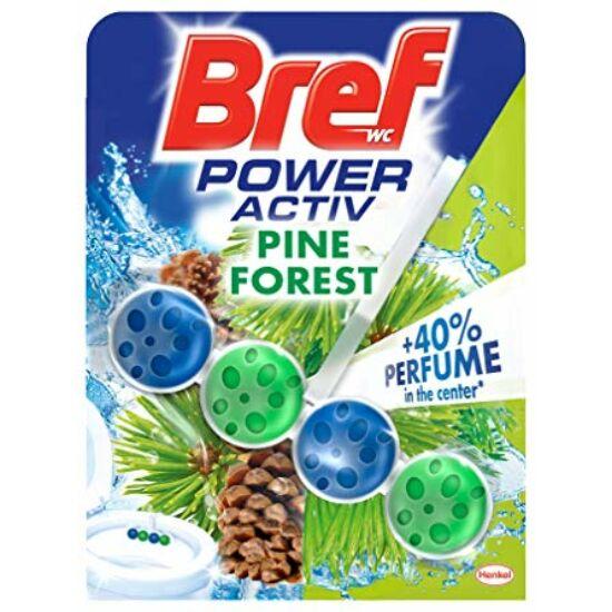 Bref Power Aktiv Pine Forest Wc Tisztító + illatosító 50 g