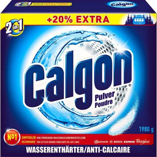 Calgon 3in1 Vízlágyító Por 1980 g