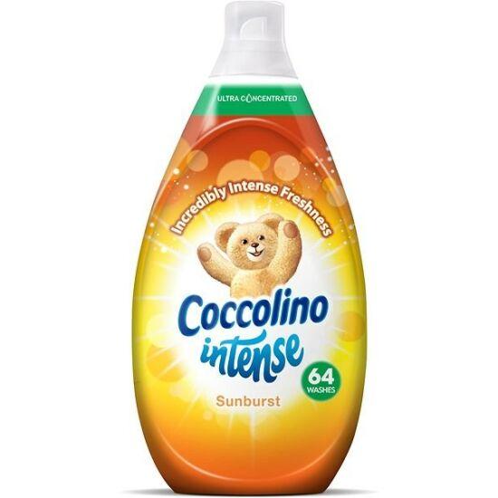 Coccolino Intense Sunburst Öblítő 64 mosás 960 ml