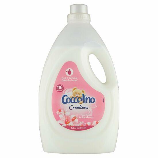 Coccolino Creations Tiare Flower & Strawberries Öblítő 2900 ml