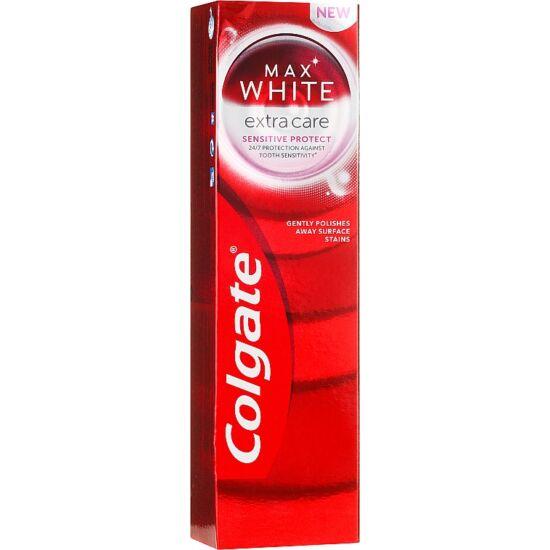 Colgate Max White Extra Care Sensitive Protect  Fogkrém 75 ml