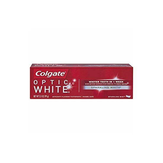 Colgate Optic White Sparkling White Fogkrém 75 ml