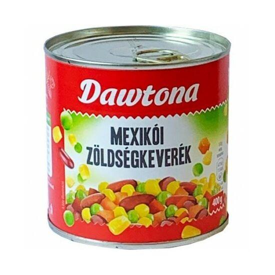 Dawtona Mexikói Zöldségkeverék 400 g