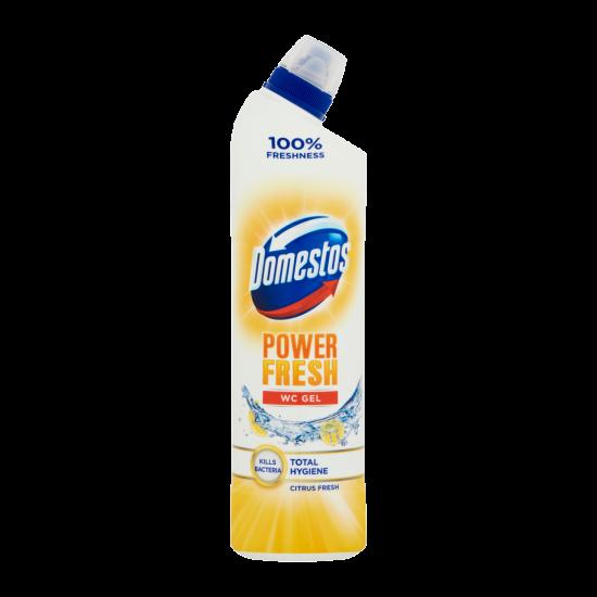 Domestos Power Fresh Wc Gel Citurs Fresh 700 ml