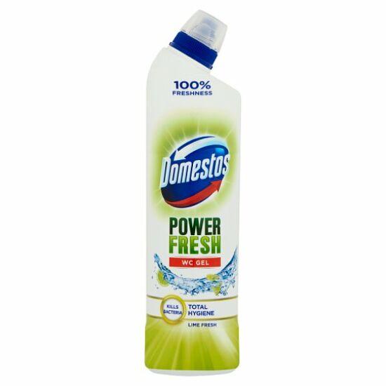 Domestos Power Fresh Wc Gel Lime Fresh 700 ml