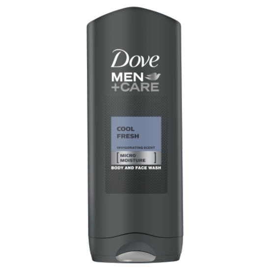Dove Men+Care Cool Fresh Tusfürdő 400 ml
