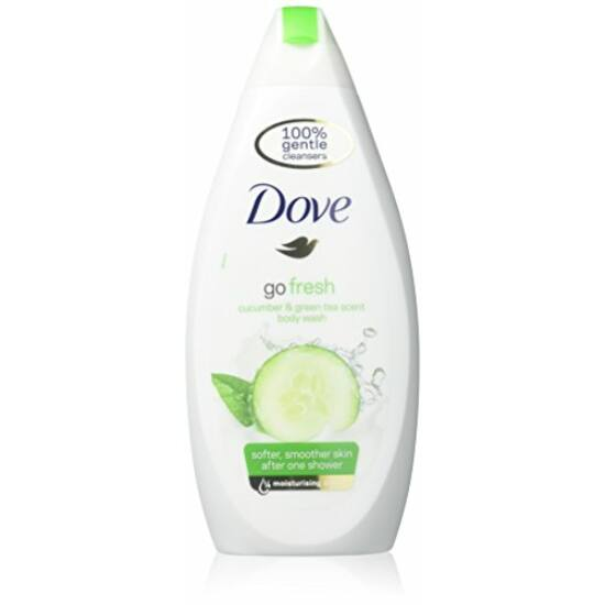 Dove Go Fresh Uborka & Zöld Tea Tusfürdő 500 ml