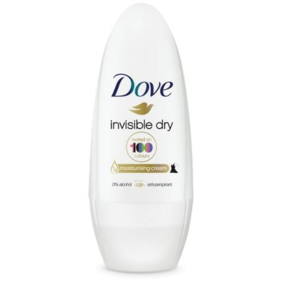 Dove Invisible Dry Roll-On 50 ml