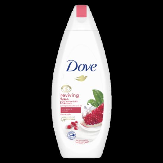Dove Reviving Gránátalma & Hibiscus Tea Tusfürdő 225 ml