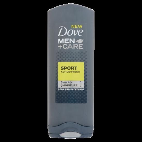Dove Men+Care Sports Active+ Fresh Tusfürdő 250 ml