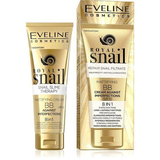 Eveline Cosmetics Royal Snail BB Krém 50 ml
