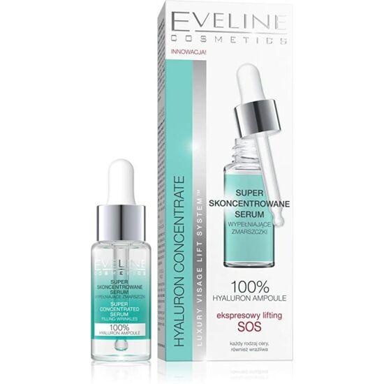 Eveline Cosmetics Hyaluron Concentrate Szérum 18 ml