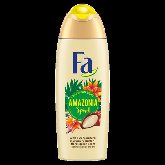 Fa Brazilian Vibes Amazonia Spirit Murumuru Butter - Fresh Floral Scent Tusfürdő 250 ml