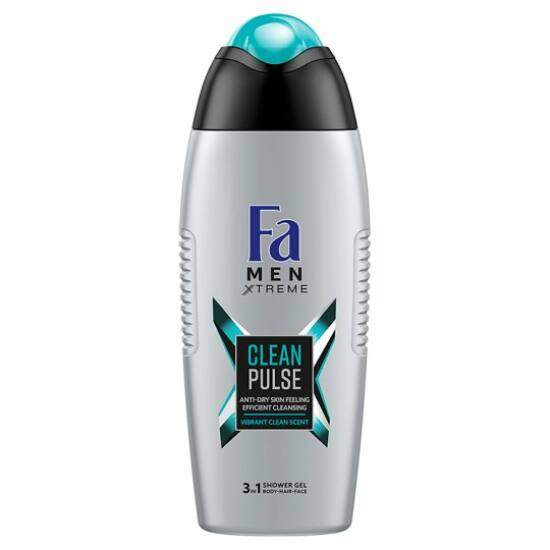 Fa Men Xtreme Clean Pulse Tusfürdő 400 ml