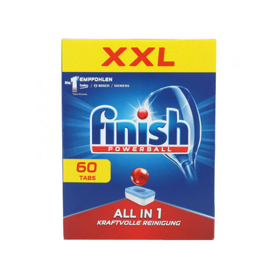 Finish Powerball All In 1  Mosogatógép tabletta 60 db