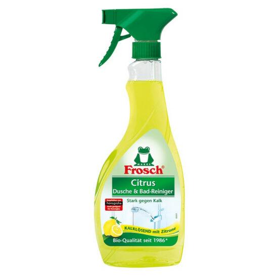 Frosch Fürdőszobai Tisztítószer Citromos 500 ml