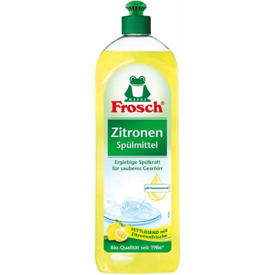 Frosch Mosogatószer Citrom 750 ml