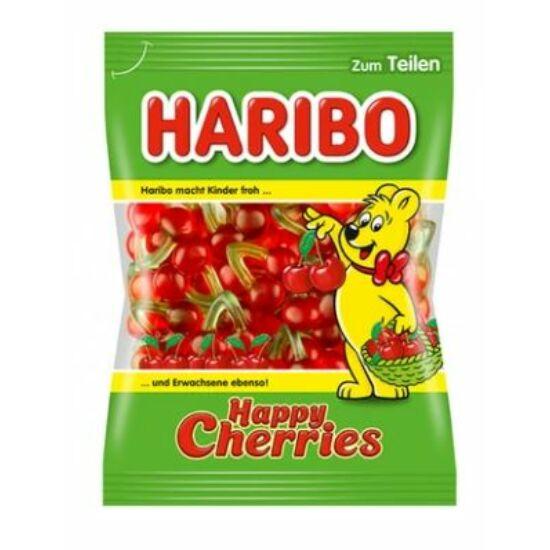 Haribo Happy Cherries Gumicukor 185 g
