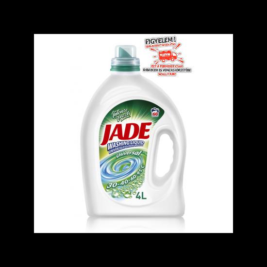 Jade Folyékony Mosószer Univerzális 60 mosás 4 l