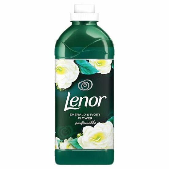 Lenor Emerald & Ivory Flower Öblítő 1,42 l