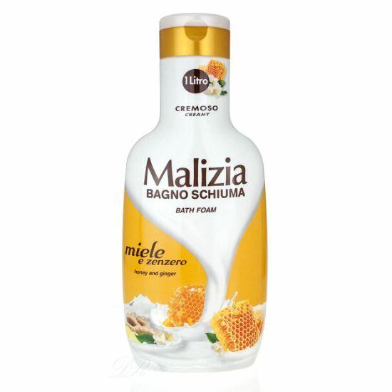 Malizia Habfürdő Honey & Ginger 1000 ml