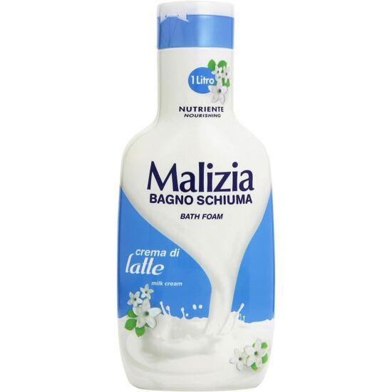 Malizia Habfürdő Milk Cream 1000 ml